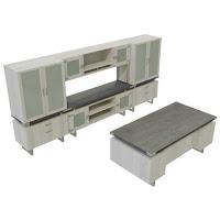 mirella desk configuration