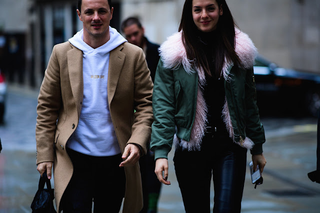 Fall/Winter 2017-2018 Menswear Week: London by Adam Katz Sinding