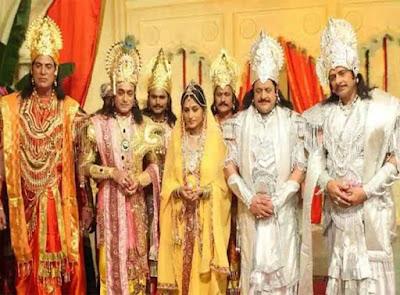 BR Chopra Mahabharat trivia in Hindi