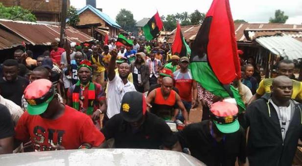 Biafra: Why Igbo need IPOB declassified as terrorist organization - Prof. Nwala reveals