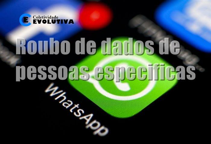 WhatsApp é invadido, mas não por hackers, e  sim por agencias secretas do governo