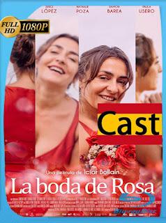 La boda de Rosa (2020) [Castellano] [1080P] [GoogleDrive] Hazroah