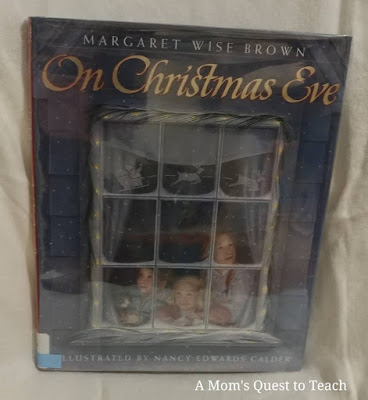 book cover of On Christmas Eve