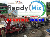 HARGA READY MIX BETON COR BOGOR PER KUBIK 2018