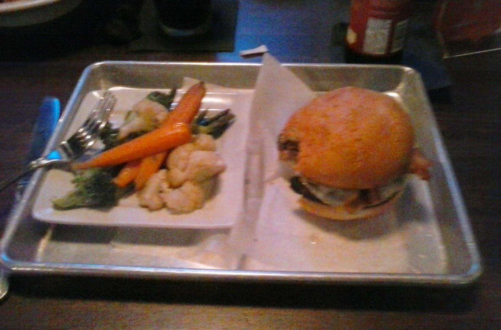 The Gluten Free Glutton Gluten Free Burgers At The Blind Rabbit