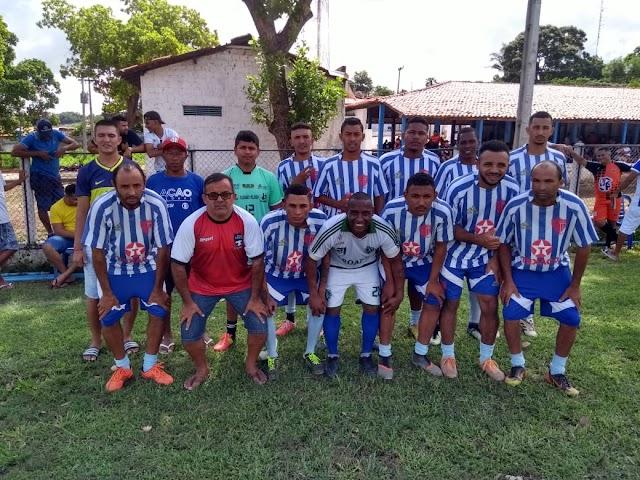 Pé do Morro para Copa Cidade de Elesbão Veloso 2020- Elenco e comissão técnica.