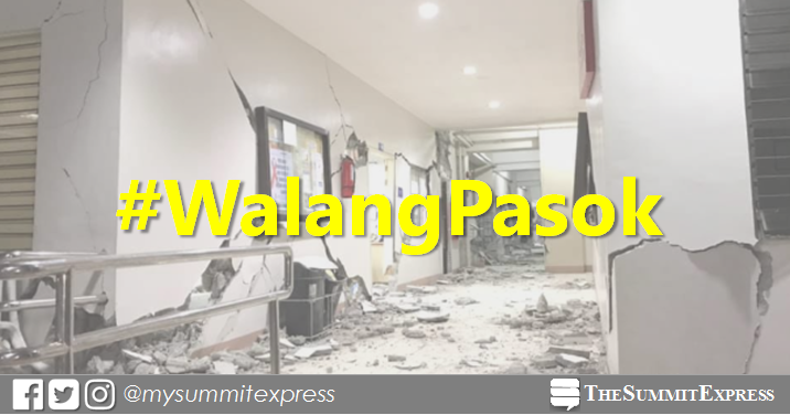#WalangPasok: Class suspensions for Thursday, October 17, 2019