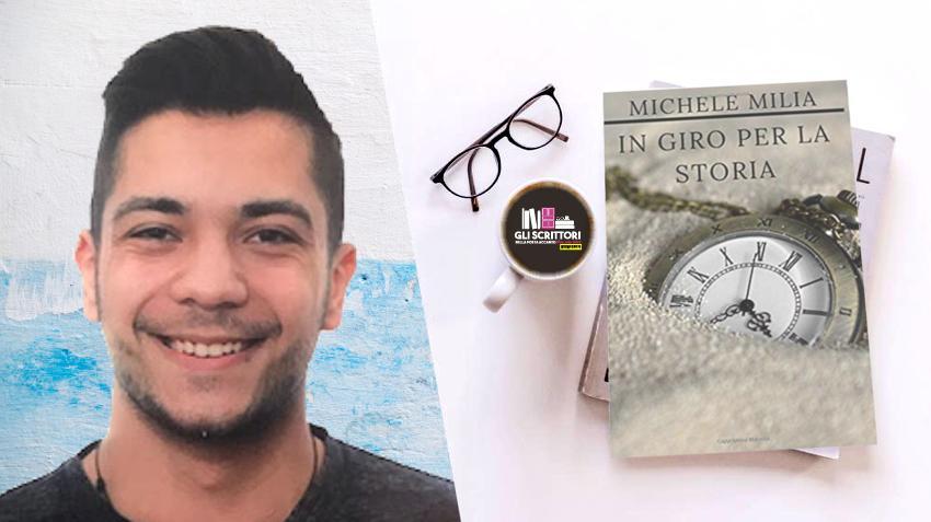 Scrittori, intervista a Michele Milia