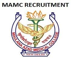 MAMC Faculty Recruitment 2019
