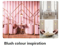 blush colour inspiration pintrest board cover