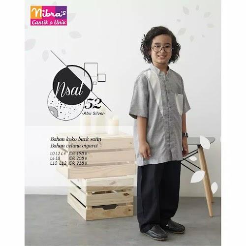 Promo Nibras koko Anak NSAL 52