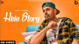 Hide Story Lyrics - Harvy Sandhu