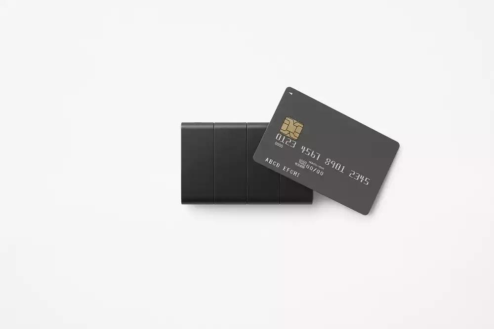 Nendo conceptual design slide phone