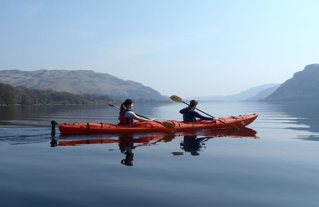 Kayaking Insurance Outdoor Activity Lake District Legal Insure Public Liability