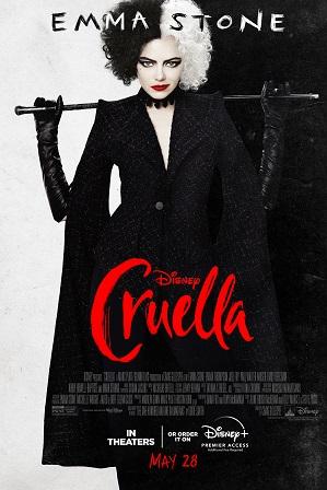 Cruella (2021) English 1.22GB Web-DL 720p ESub