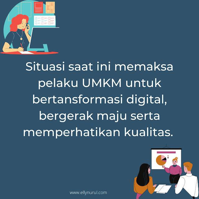 transformasi digital umkm perempuan