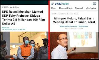Guru Besar UI: Coba Pikir, Kenapa Importir Gula Yang Nilainya Guede Banget, Pejabat Eselon dan Menteri Tidak Ditangkap KPK?