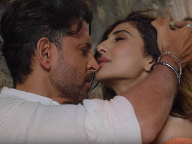 Hrthik Roshan And Vaani Kapoor