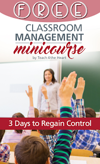 Free Classroom Management Mini-Course