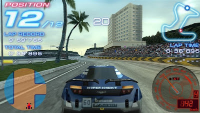 Download Ridge Racer PSP PPSSPP