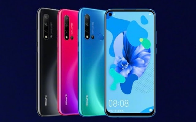 Huawei nova 5 series, spvmedia, spv media laos, IT-news laos, ສາລະເລື່ອງໄອທີ