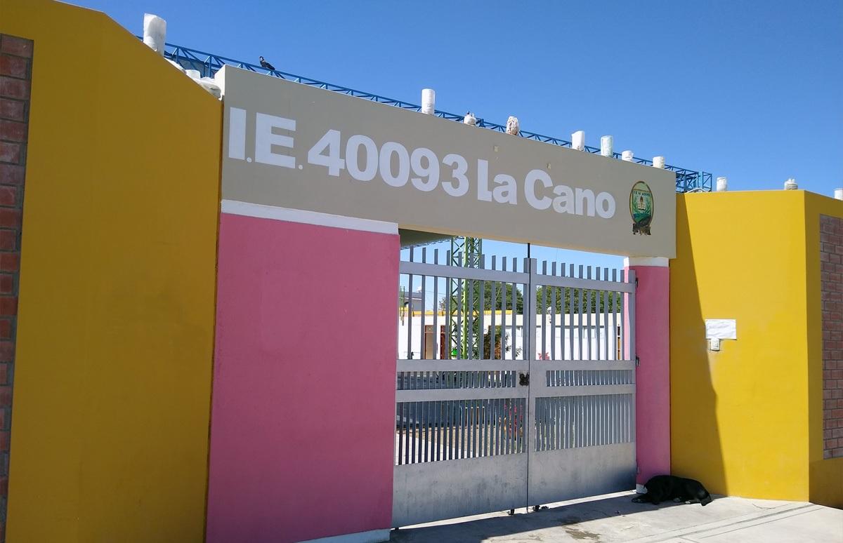 Escuela 40093 - La Cano