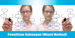 Model Pendekatan Mixed Methods
