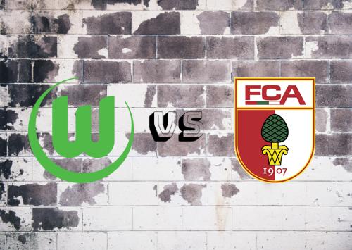 Wolfsburg vs Augsburg  Resumen