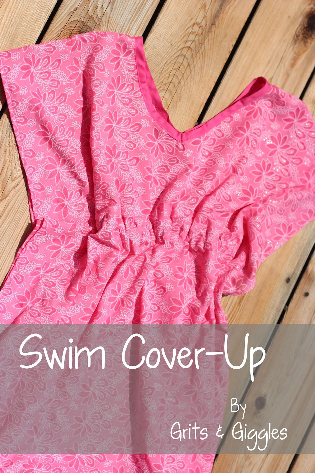 f3fc8b9b2ecd8 Make your own Victoria's Secret cover-up - Make it Coats