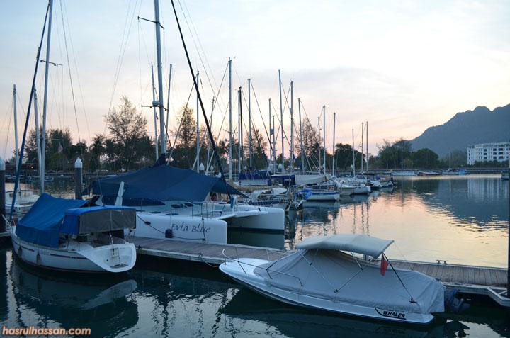 Telaga Harbour Marina
