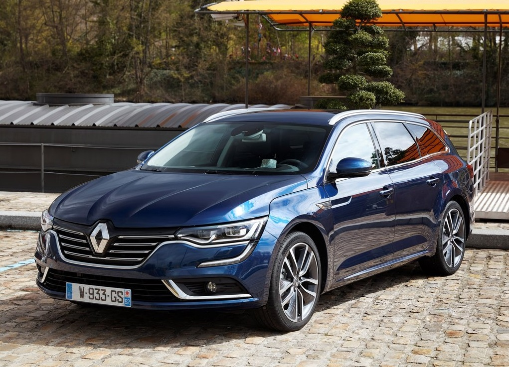 2016 renault talisman estate autonewcarsblog. Black Bedroom Furniture Sets. Home Design Ideas