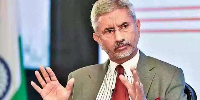 Normal bilateral ties requires Peace at border, Indian FM S. Jaishankar tells Chinese Foreign Minister