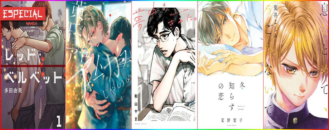 Hikari No Hana - Especial manga BL 2020