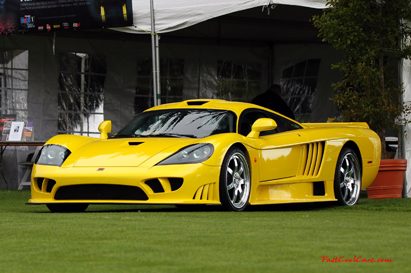 E Car Wallpaper: Saleen S7 Luxury Car Pictures