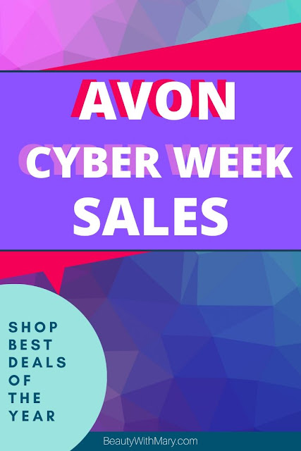 Avon Cyber Monday & Week 2019 Sales & Deals! Get Free Shipping on $20 for Christmas gift giving. Better yet grab 20% discount on $45 orders. Get a free gift with purchase when you spend $65. Check out the unique coupon codes needed to redeem these special Avon offers. Save when shopping Avon online with these exclusive deals. Remember to use the Avon promo codes when shopping. #cybermonday #cyberweek #avon #makeupdeals
