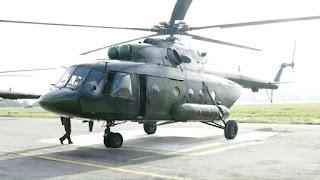 Mil Mi-17-V5 TNI AD