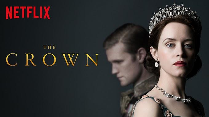 The Crown Temporada 1 al 4 en Latino - Ingles HD (2020)