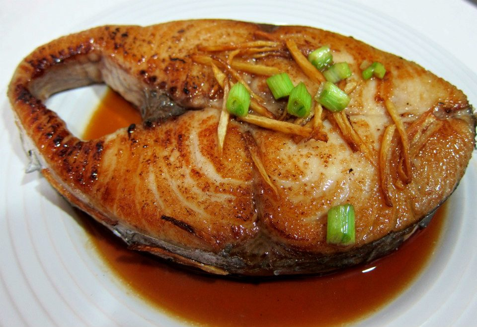 how to cook cod fish fillet chinese style