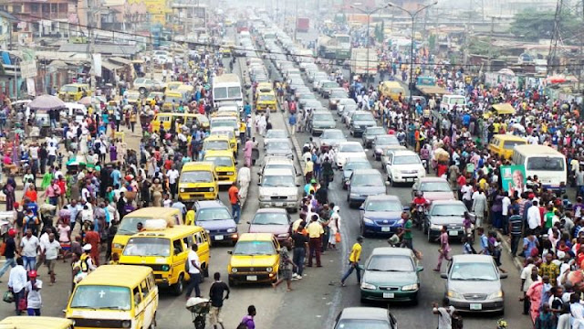 Lagos residents waste three of 10 years in traffic
