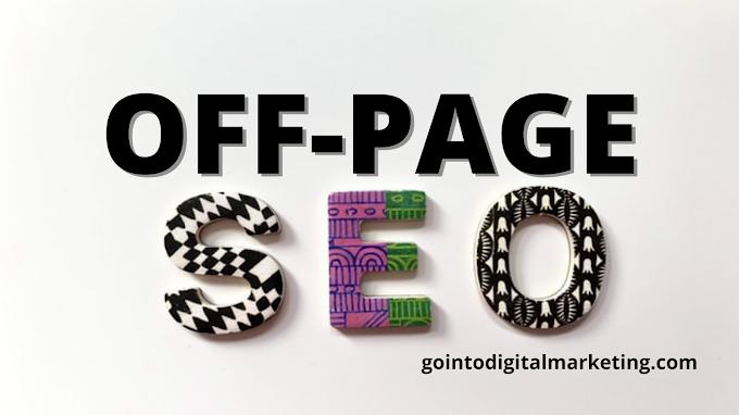 Off Page SEO   SEO   Digital Marketing