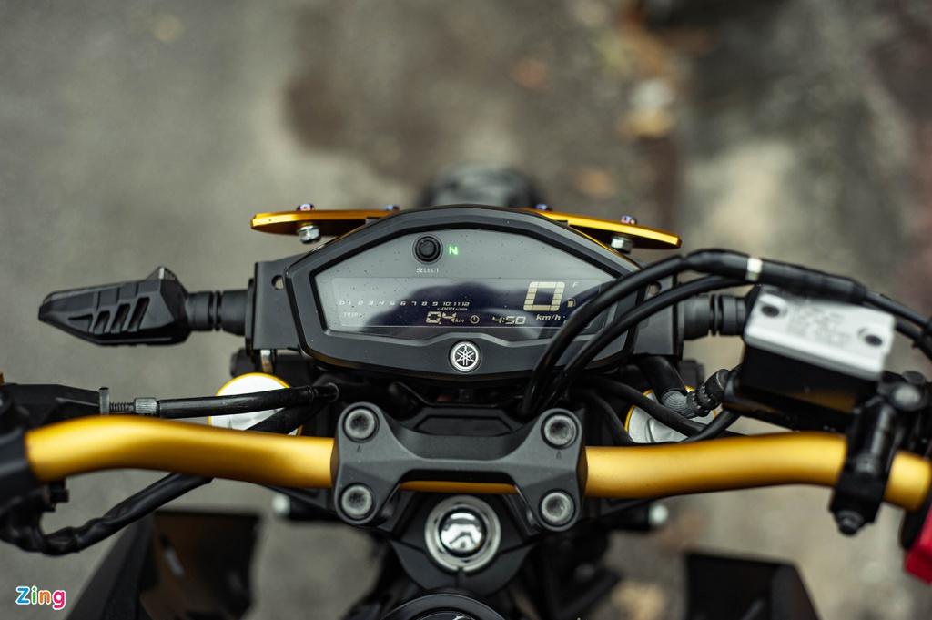 Yamaha TFX 150 lột xác hoàn toàn theo phong cách cafe racer tại Hà Nội