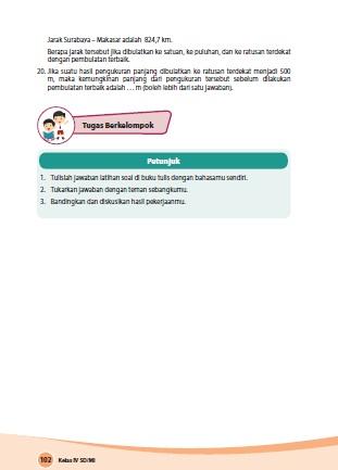 kunci jawaban buku siswa senang belajar matematika kelas 4 kurikulum 2013