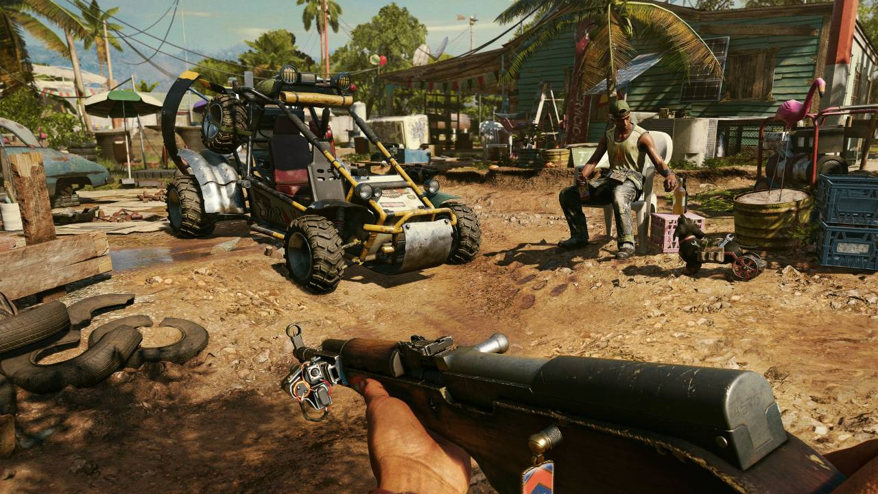 Far Cry 6 New Release Date