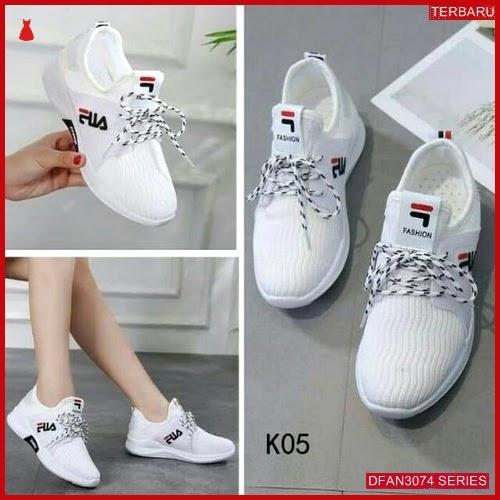 DFAN3074S41 Sepatu Sps05 Sneakers Sneakers Wanita Murah Terbaru BMGShop