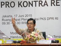 PKS Larang Anggotanya Gunakan Atribut Partai