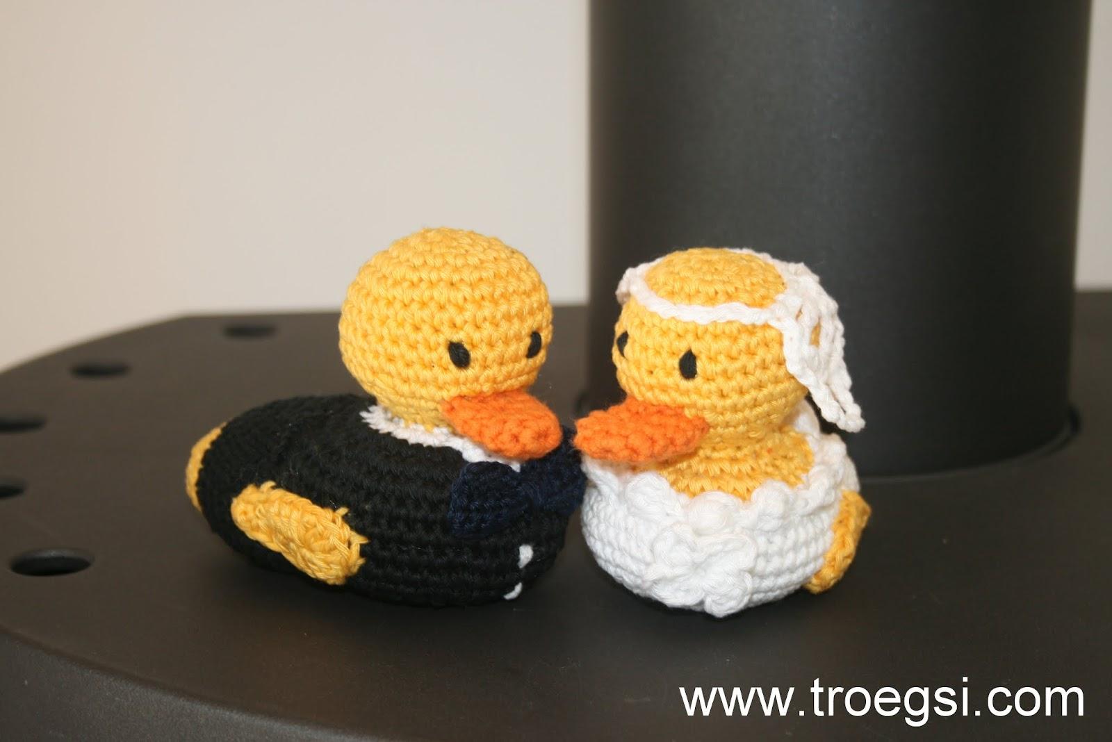 Troegsi Ente Gut Ehe Gut Ein Quietschvergnügtes Häkelerlebnis