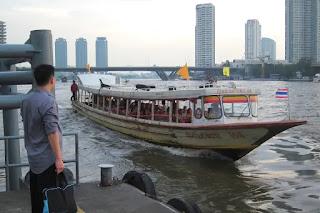 Part 6 | Seronoknya menyusuri Sungai Chao Phraya, Bangkok