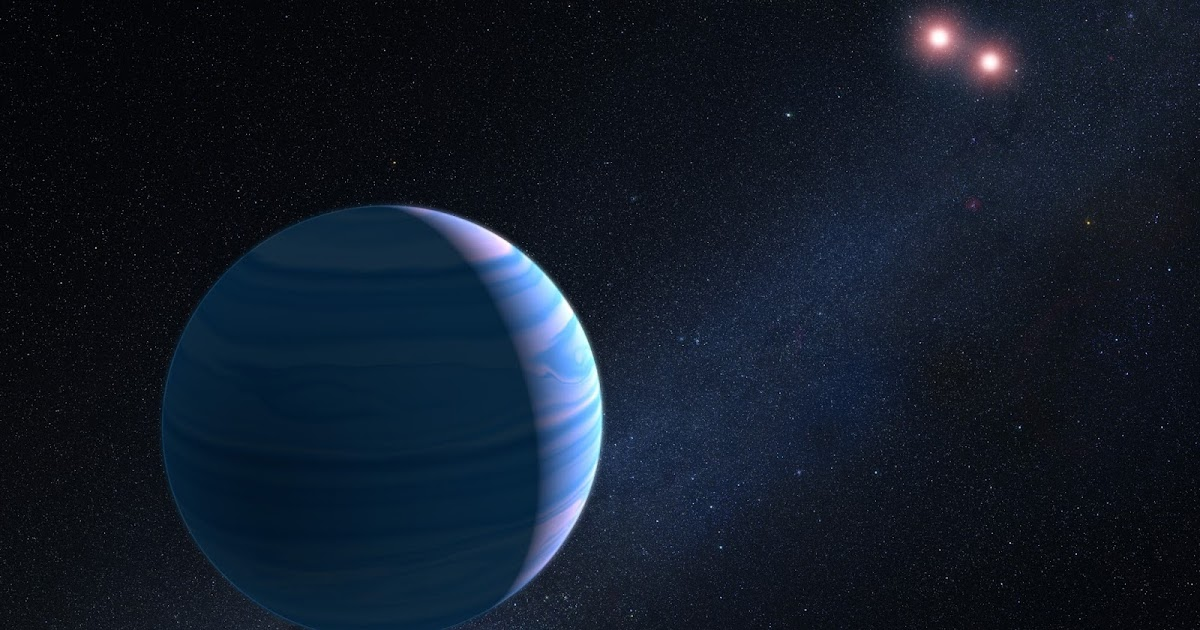 Hubble individua un mondo alieno in un sistema binario