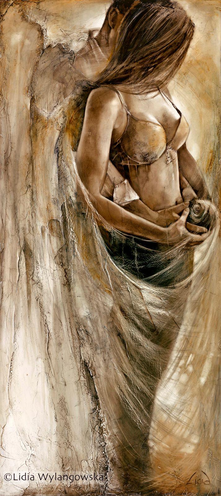 Por amor al arte: Lidia Wylangowska Лидия Арт