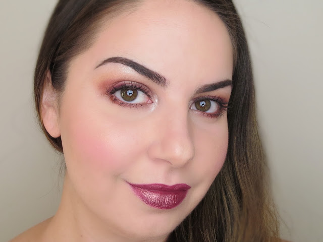 a picture of Anastasia Beverly Hills Modern Renaissance Palette (makeup look)